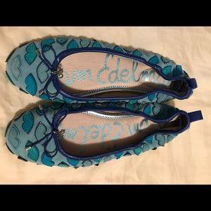 Sam Edelman Lips shoes